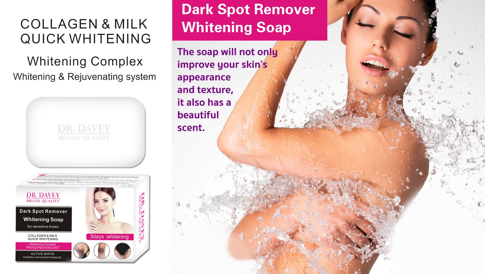 Dark Spot Remover Whitening Soap