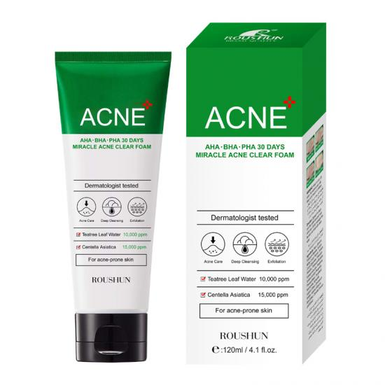 Miracle Acne Clear Foam Cleanser