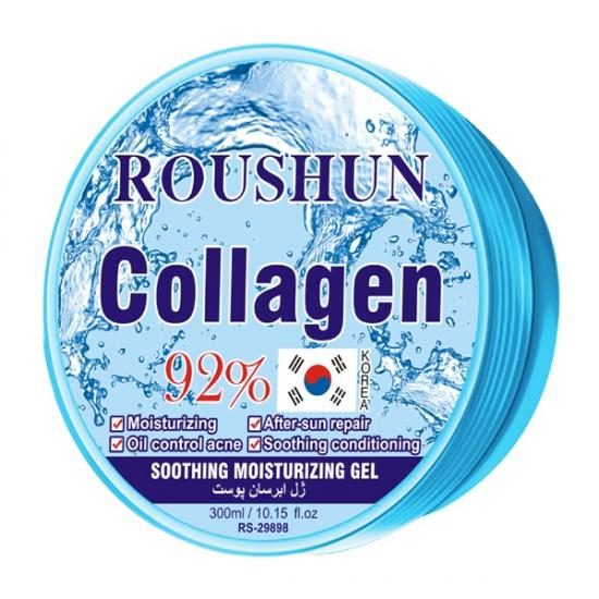 Roushun Collagen Soothing Moisturizing Gel .