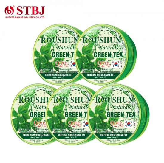 Green Tea Soothing Moisturizing Gel