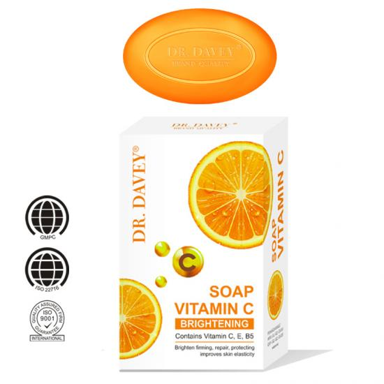 vitamin c e b5 face soap