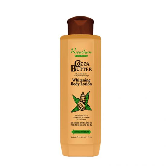 cocoa butter body lotion