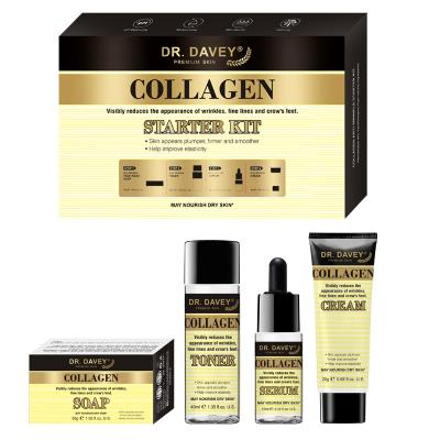 Collagen Facial Skin Care Kit