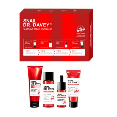 Snail Whitening Skin Care Set