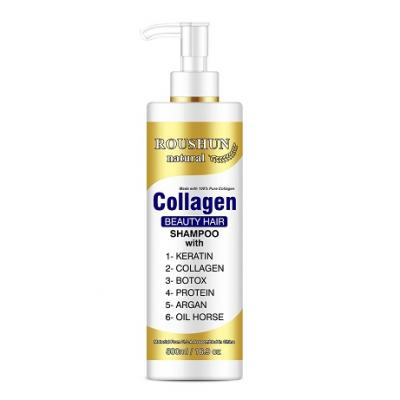 Collagen Botox Protein Argan Oil Horse  shampoo