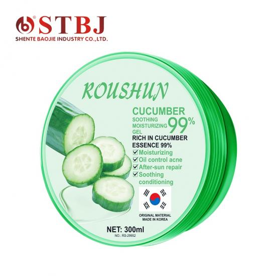 Cucumber Soothing Moisturizing Gel