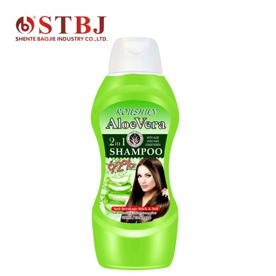 aloe vera color-protection natural nourishing hair shampoo