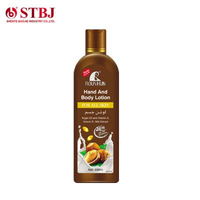 Natural Argan Oil Hand&Body Lotion